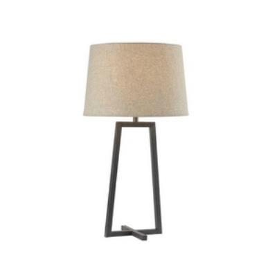 Kenroy Lighting 32150ORB Ranger - One Light Table Lamp