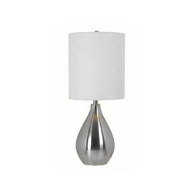 Kenroy Lighting 32156BS Droplet - One Light Table Lamp