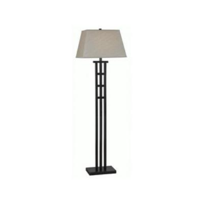 Kenroy Lighting 32158BRZ Mcintosh - One Light Floor Lamp