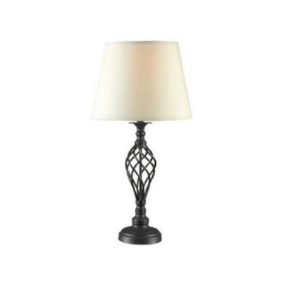 Kenroy Lighting 32190ORB Avett - One Light Table Lamp(Pack of 3)