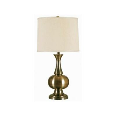 Kenroy Lighting 32201AB Harriet - One Light Table Lamp