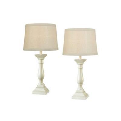 Kenroy Lighting 32230AWH Renew - One Light Table Lamp