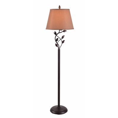 Kenroy Lighting 32240ORB Ashlen - One Light Floor Lamp