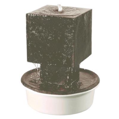 "Kenroy Lighting 50032CHAR Mesa - 20"" Underground Basin Fountain"