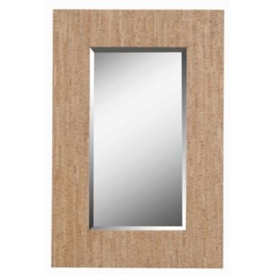 "Kenroy Lighting 61014 Corkage - 42"" Wall Mirror"