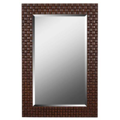"Kenroy Lighting 61018 Interlace - 42"" Wall Mirror"