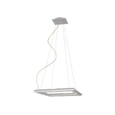 Kenroy Lighting 90844SIL Forma 4 Light Pendant