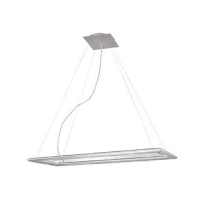 Kenroy Lighting 90846SIL Forma 6 Light Pendant