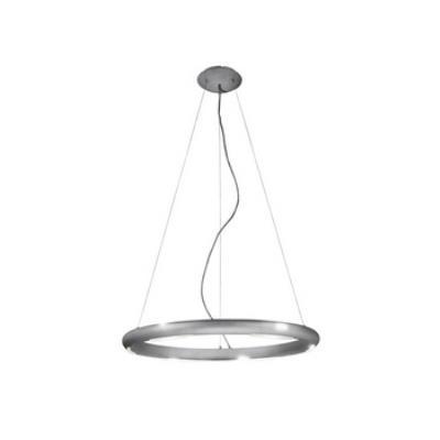 Kenroy Lighting 90862SIL Annello 6 Light Pendant