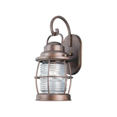 Kenroy Lighting 90952GC Beacon Medium Wall Lantern
