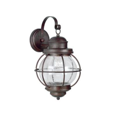 Kenroy Lighting 90963GC Hatteras Large Wall Lantern