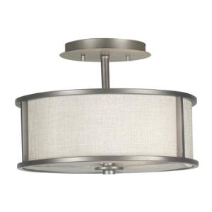 Whistler - Two Light Semi-Flush Mount