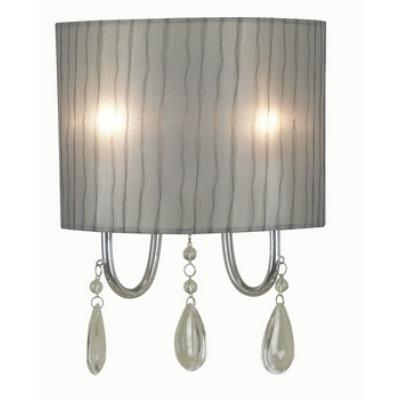 Kenroy Lighting 91730 Arpeggio - Two Light Wall Sconce