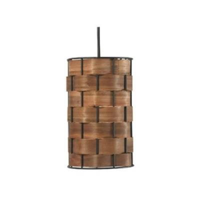 Kenroy Lighting 92045DWW Shaker - One Light Mini-Pendant