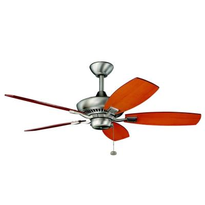 "Kichler Lighting 300107 Canfield - 44"" Ceiling Fan"