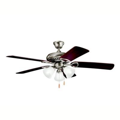 "Kichler Lighting 339400 Sutter Place Premier - 52"" Ceiling Fan"