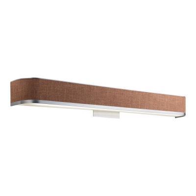 Kichler Lighting 10424BAW Pira - One Light Linear Bath Bar