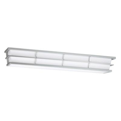 Kichler Lighting 10601SI Pavilion - Two Light Linear Bath Bar