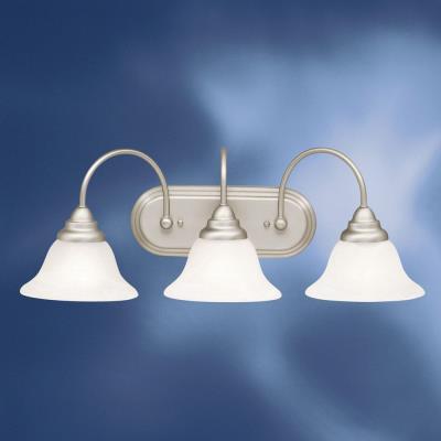 Kichler Lighting 10609NI Telford - Three Light Bath Sconce