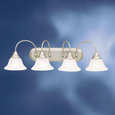 Kichler Lighting 10610NI Telford - Four Light Bath Sconce