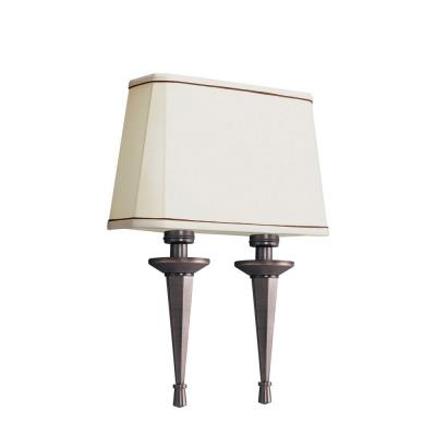 Kichler Lighting 10657RBZ Paramount - Two Light Wall Sconce