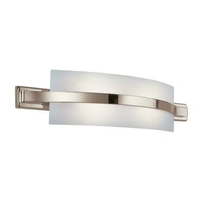 Kichler Lighting 10687PN Freeport - Two Light Bath Bracket