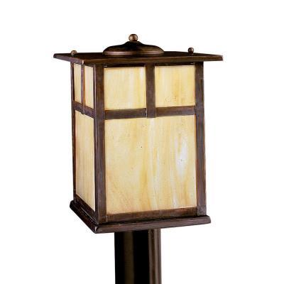 Kichler Lighting 10959CV Alameda - One Light Outdoor Post Mount