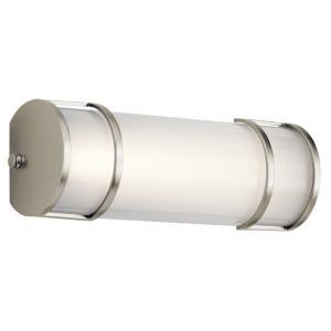 "12.75"" 10W 1 LED Medium Linear Bath Vanity"