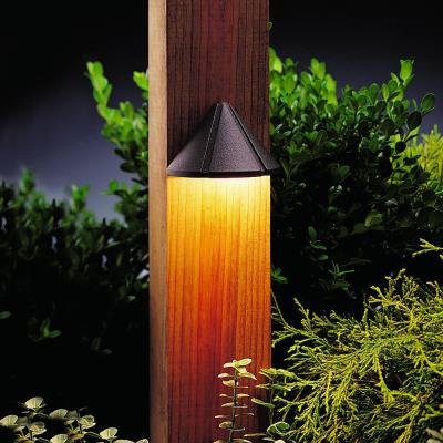 Kichler Lighting 15045AZT Lace - One Light Deck Lamp