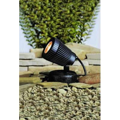 Kichler Lighting 15191BK Low Voltage One Underwater Pond light
