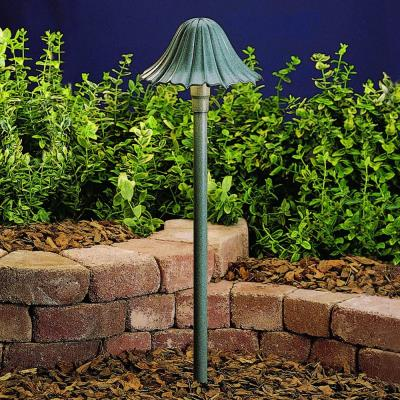 Kichler Lighting 15314MST Low Voltage One Light Path Lamp