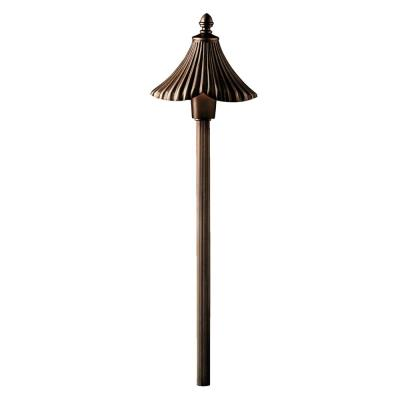 Kichler Lighting 15379OZ Gate House - Low Voltage Path and Spread Light