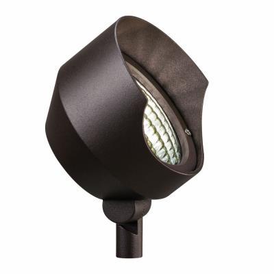 Kichler Lighting 15390AZT Low Voltage One Light Accent Lamp
