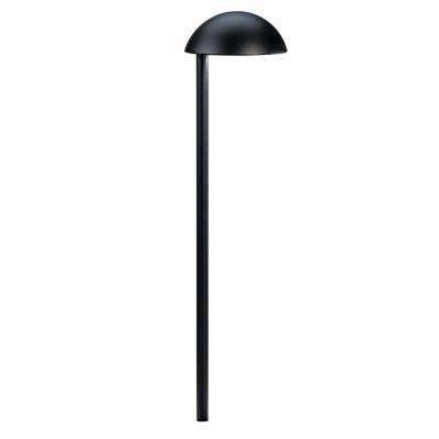 Kichler Lighting 15423BKT Eclipse - Low Voltage Path and Spread Light