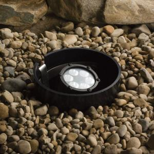 Low Voltage Six Light Led In-Ground Fixture