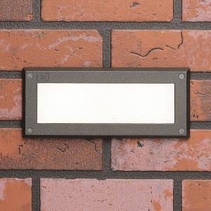 "9.5"" 3.44W 2 LED 3000K Deck/Brick Light"
