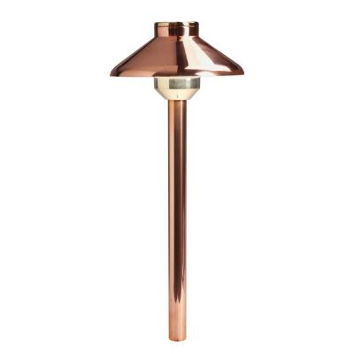 Kichler Lighting 15821CO Llena - Low Voltage LED Path Lamp