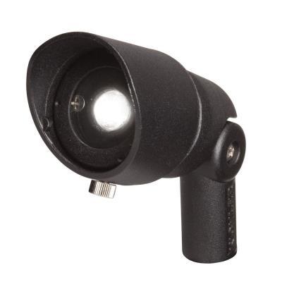 Kichler Lighting 16003BKT27 Landscape LED - LED 10 Degree Beam Spread Spot