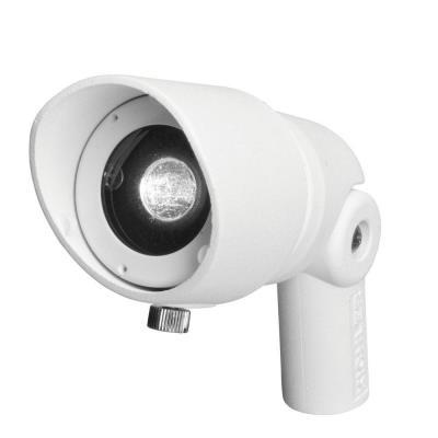 Kichler Lighting 16004WHT30 Landscape LED - LED 35 Degree Beam Spread Flood