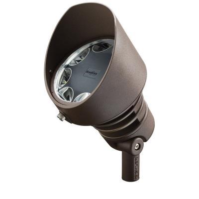 Kichler Lighting 16202AZT42 Landscape LED - LED 10 Degree Beam Spread Spot