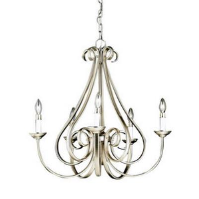 Kichler Lighting 2021NI Dover - Five Light Chandelier