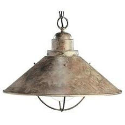 Kichler Lighting 2713OB Seaside - One Light Pendant