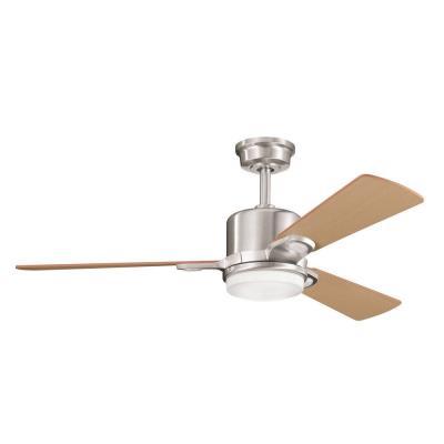"""Kichler Lighting 300017BSS Celino - 48"""" Ceiling Fan"""