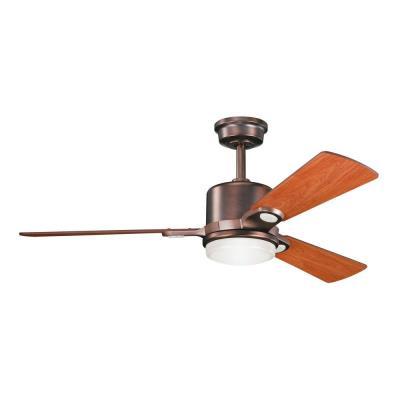 "Kichler Lighting 300017OBB Celino - 48"" Ceiling Fan"