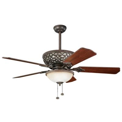 "Kichler Lighting 300113 Cortez - 52"" Ceiling Fan"