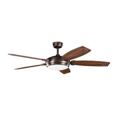 "Kichler Lighting 300156OBB Trevor - 60"" Ceiling Fan"