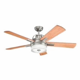 """Kichler Lighting 300181AP Lacey - 52"""" Ceiling Fan"""