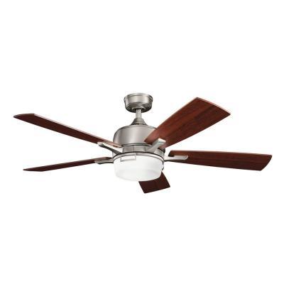 """Kichler Lighting 300427AP Leeds - 52"""" Ceiling Fan"""