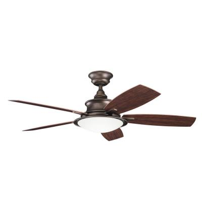 "Kichler Lighting 310104WCP Cameron - 52"" Ceiling Fan"