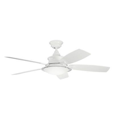 "Kichler Lighting 310104WH Cameron - 52"" Ceiling Fan"